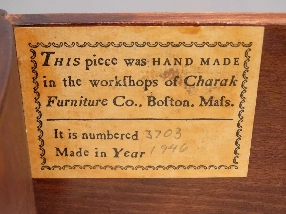 Charak Boston Bachelors Chest Of Drawers - 4
