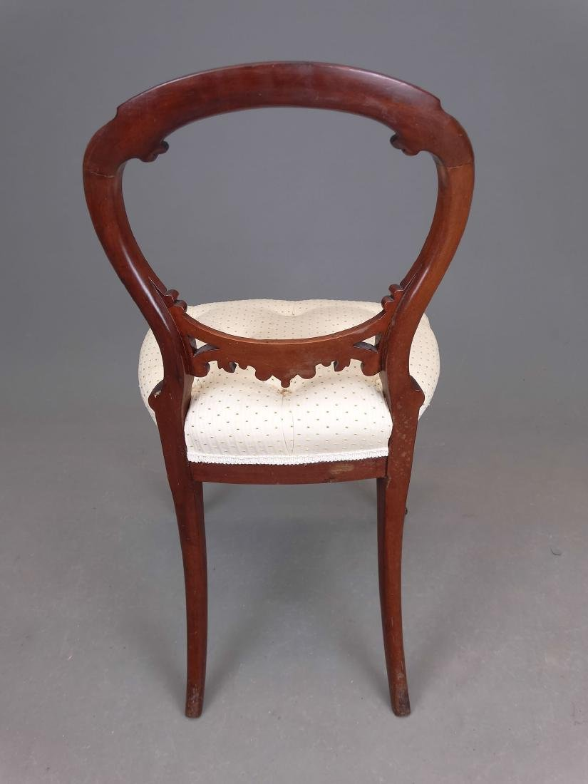 Set of 19th c. Victorian Chairs - 4