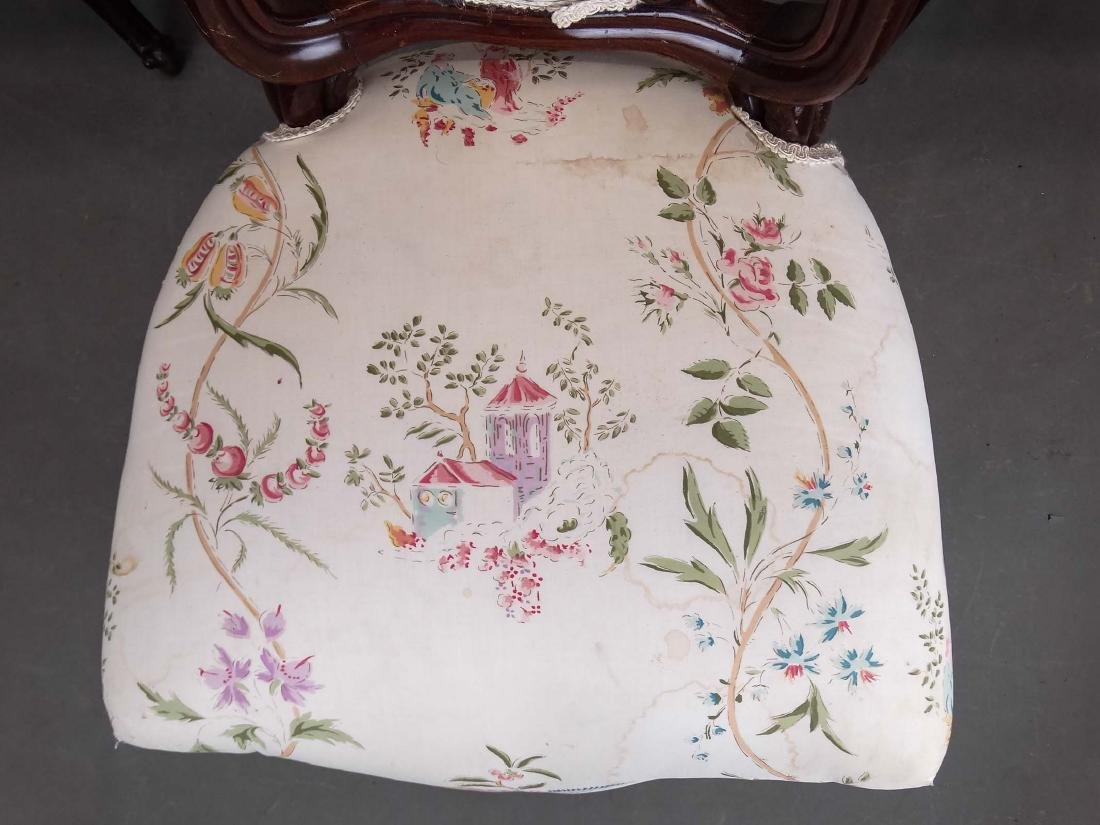 Set of 19th c. Victorian Chairs - 2