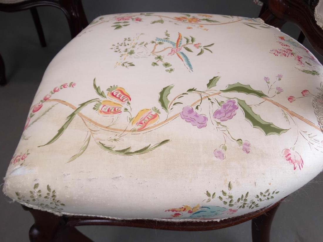 Set of 19th c. Victorian Chairs - 3