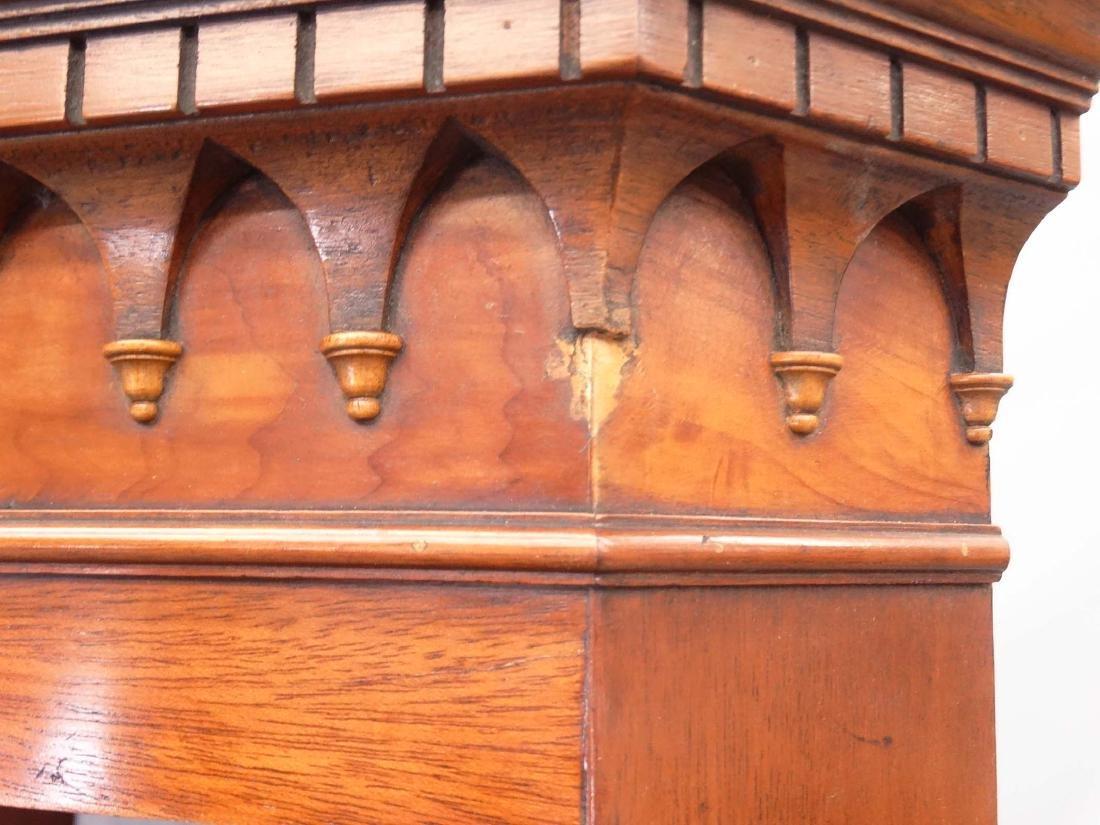 Mahogany Corner Cupboard - 3