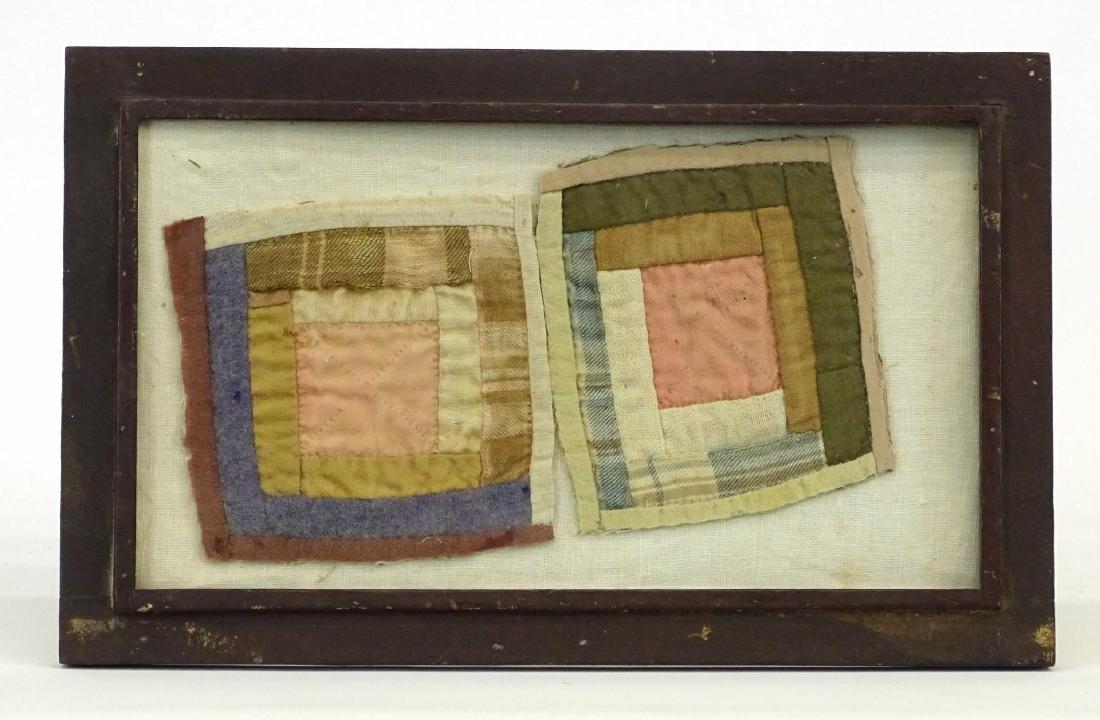 Framed Quilt Squares
