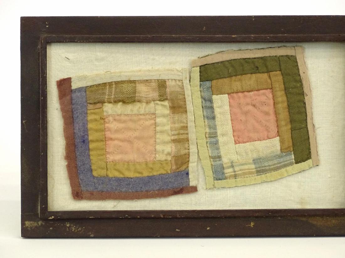 Framed Quilt Squares - 2