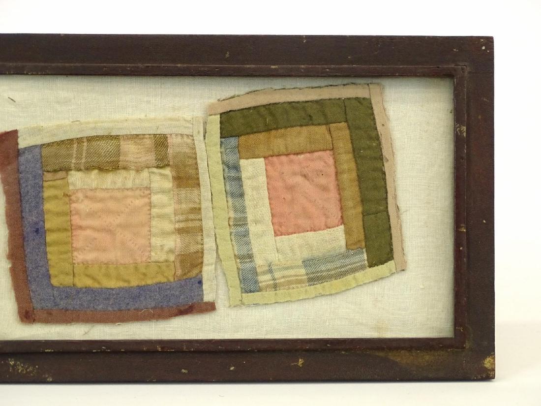 Framed Quilt Squares - 3
