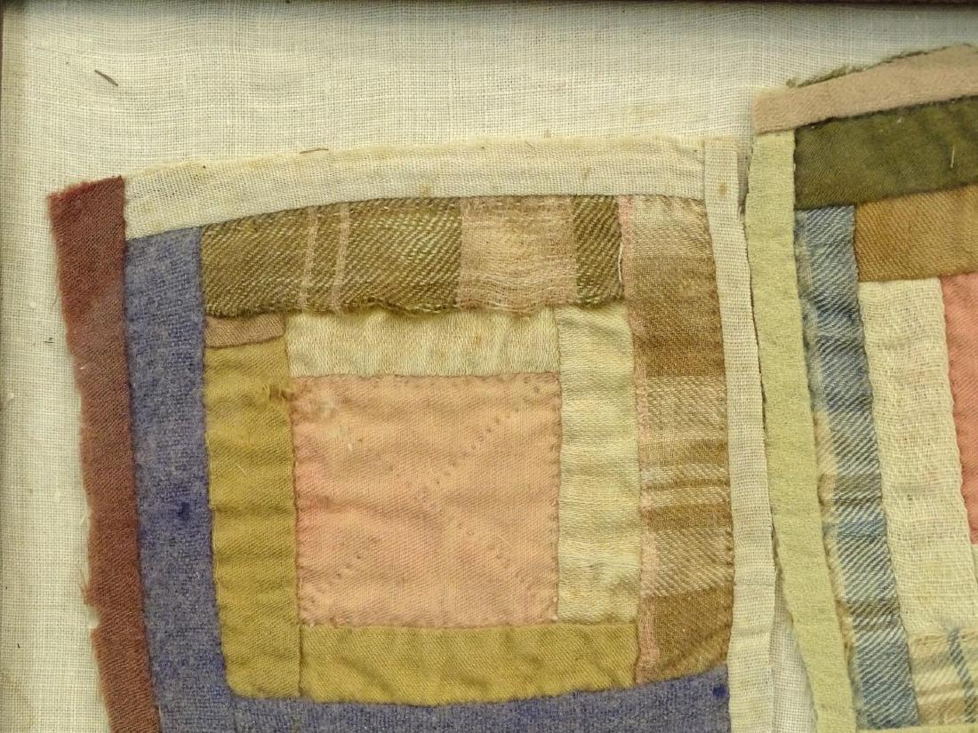 Framed Quilt Squares - 4