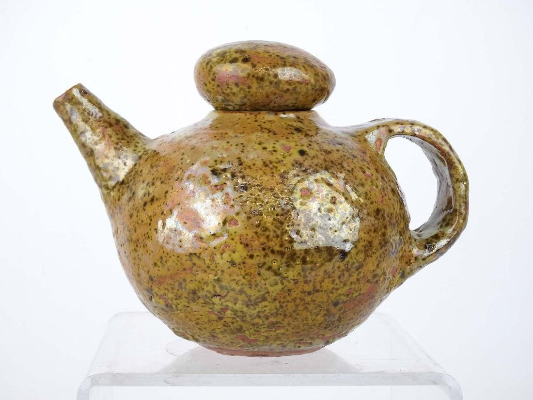 Beatrice Wood Teapot