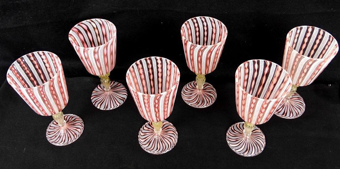 Art Glass Stemware - 2