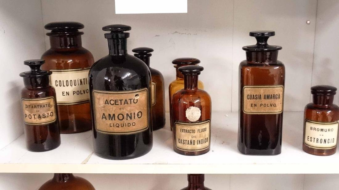 Apothecary Bottles - 2