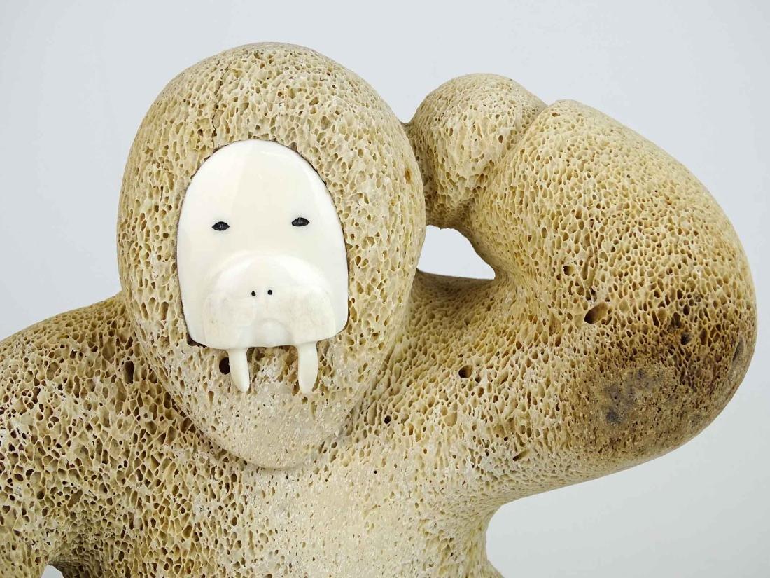 Inuit Art Lot - 4
