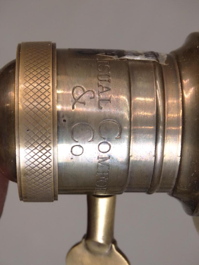 Brass Floor Lamp - 2