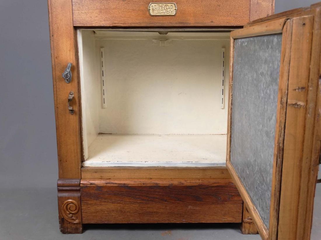Oak Ice Box - 5