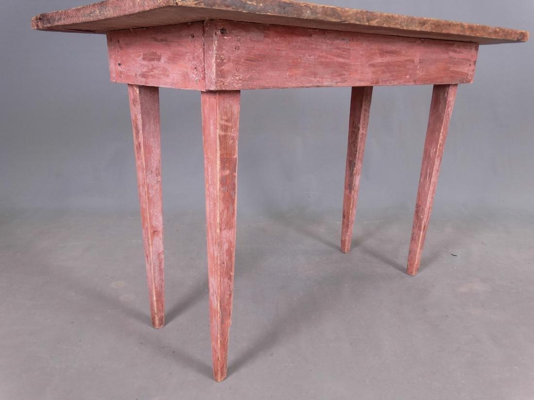 19th c. Primitive Table - 3