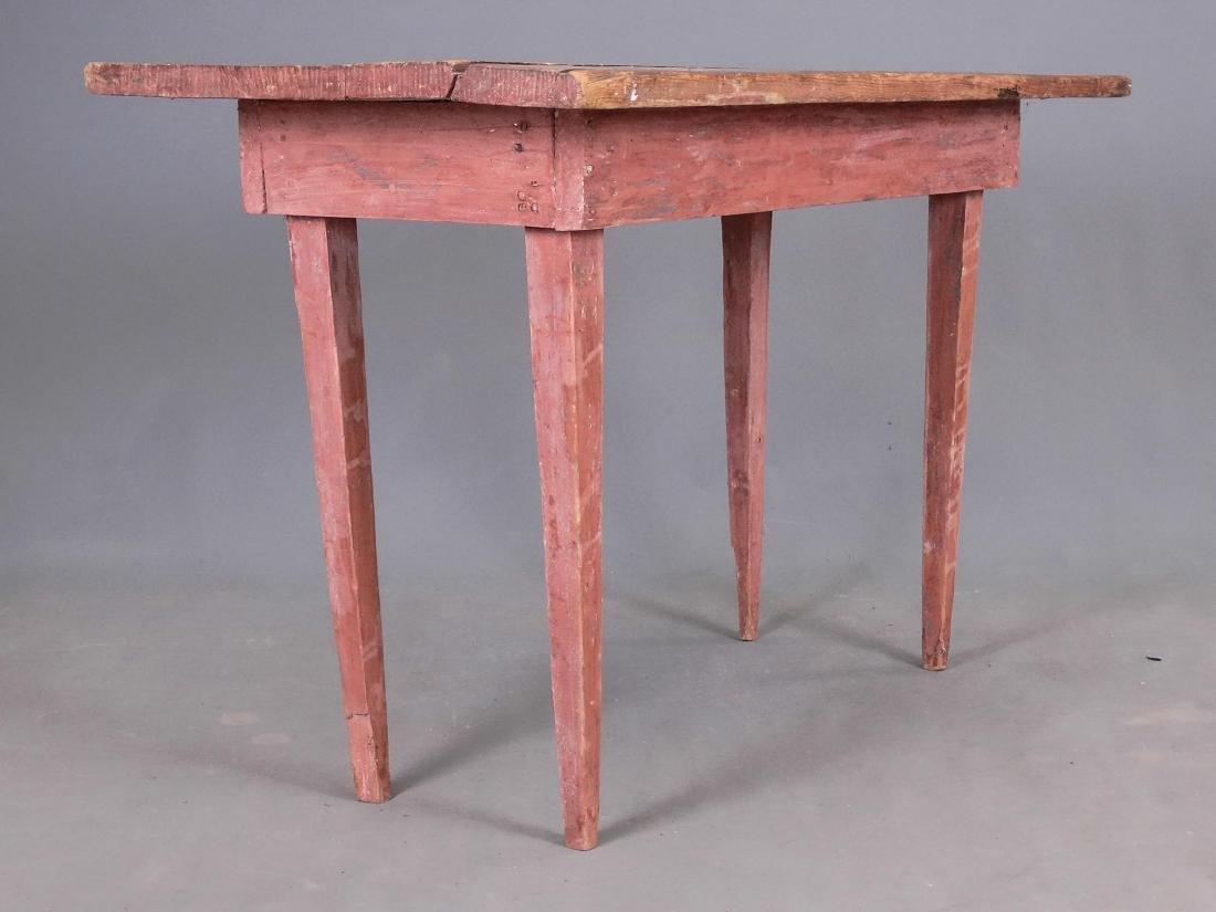 19th c. Primitive Table - 4
