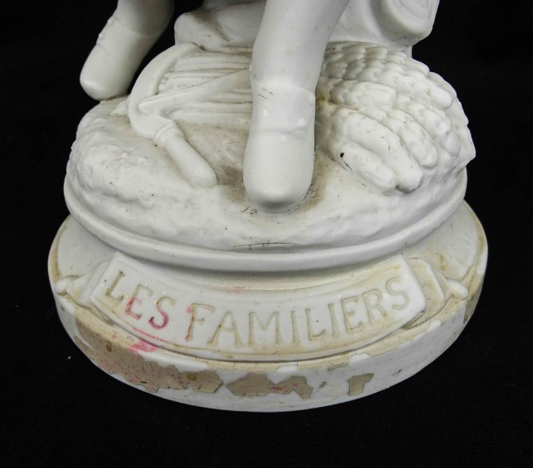 Parianware Statue - 5