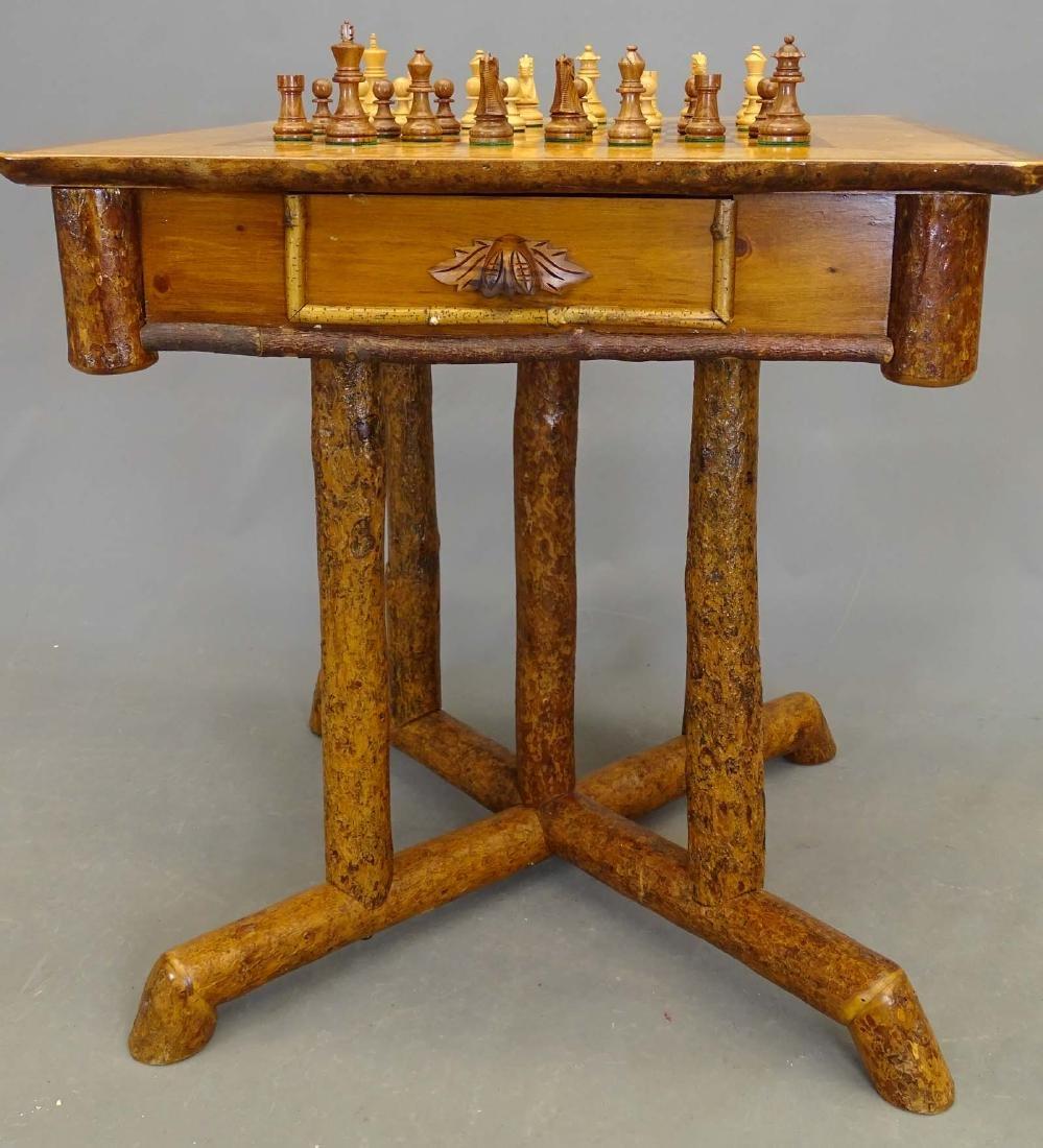 Adirondack Game Table - 3