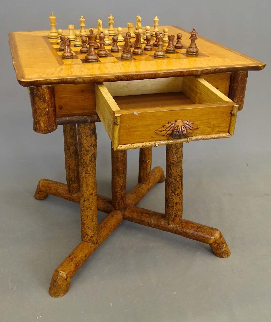 Adirondack Game Table - 6