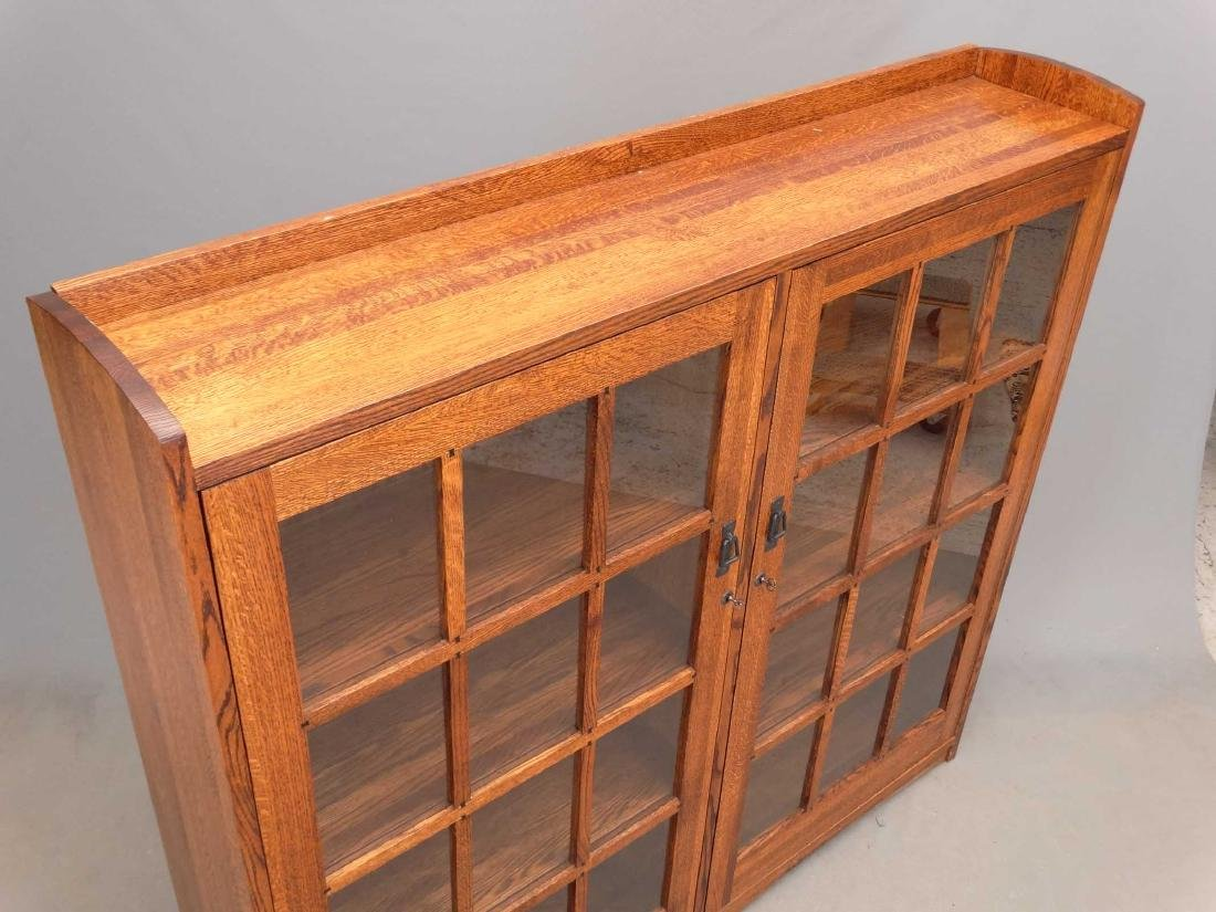 Arts & Crafts Style Bookcase - 2