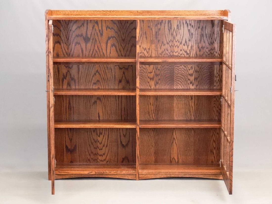 Arts & Crafts Style Bookcase - 3