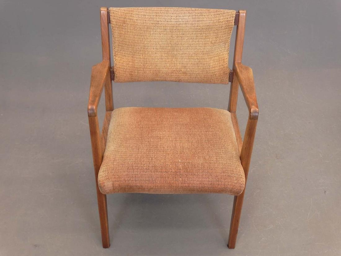 Set Of (6) Danish Modern Chairs - 2