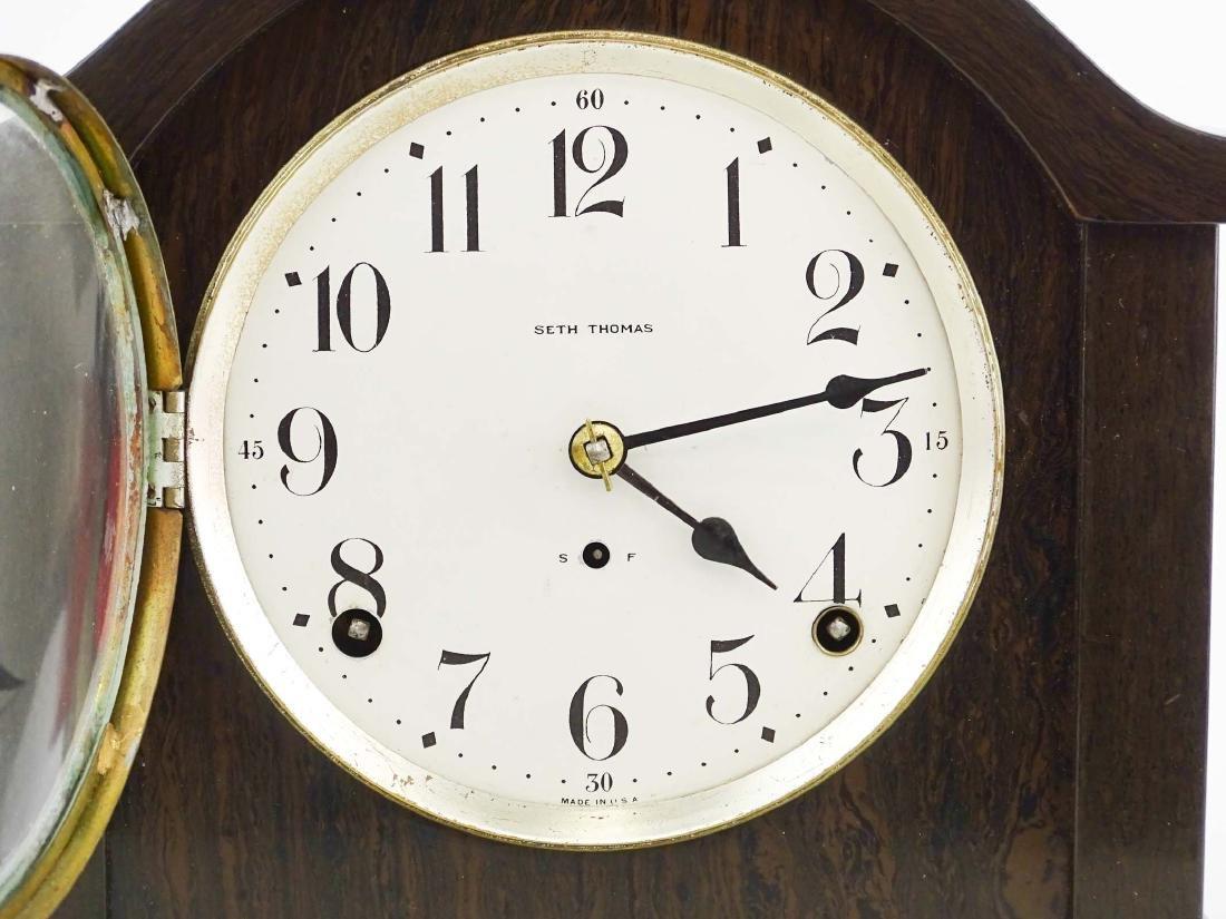 Seth Thomas Shelf Clock - 2