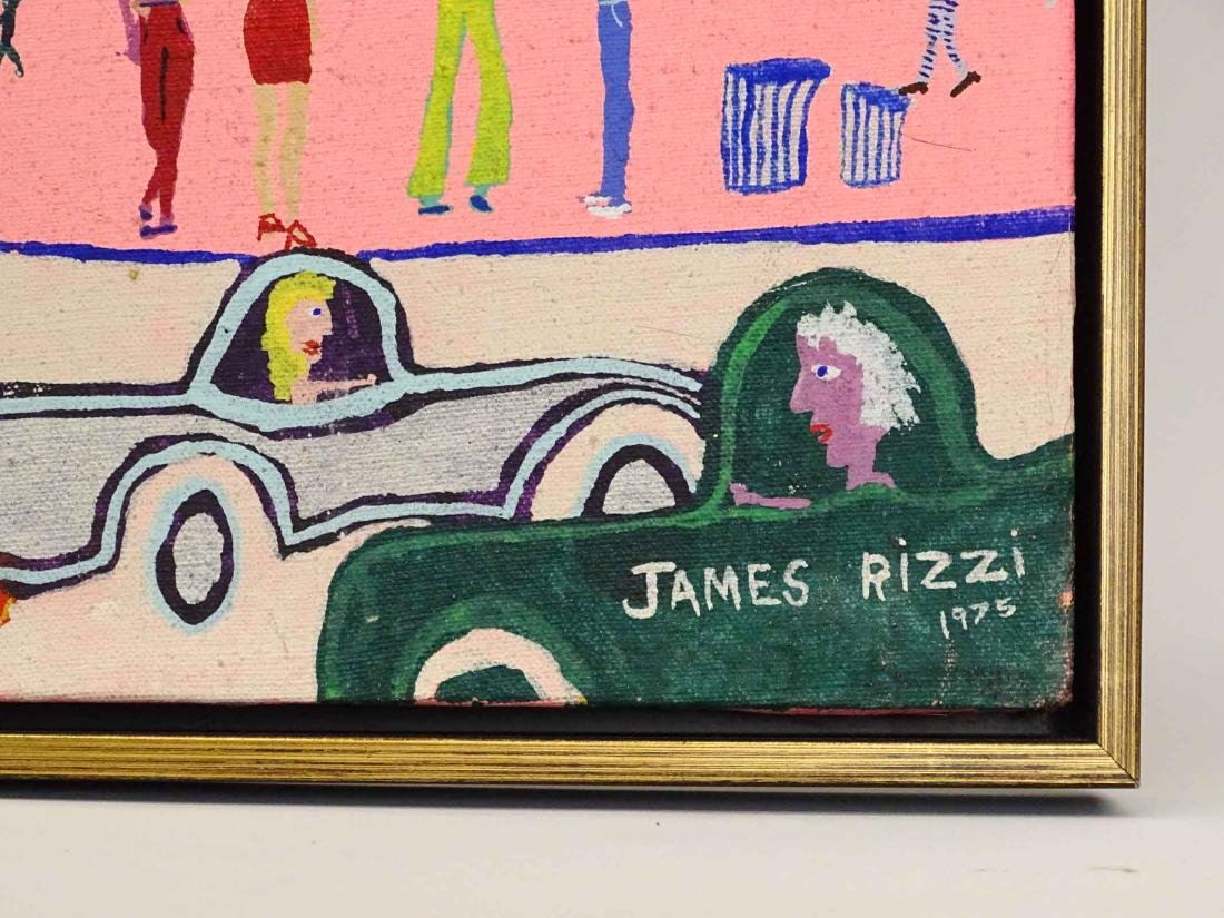 James Rizzi (1950-2011) - 4