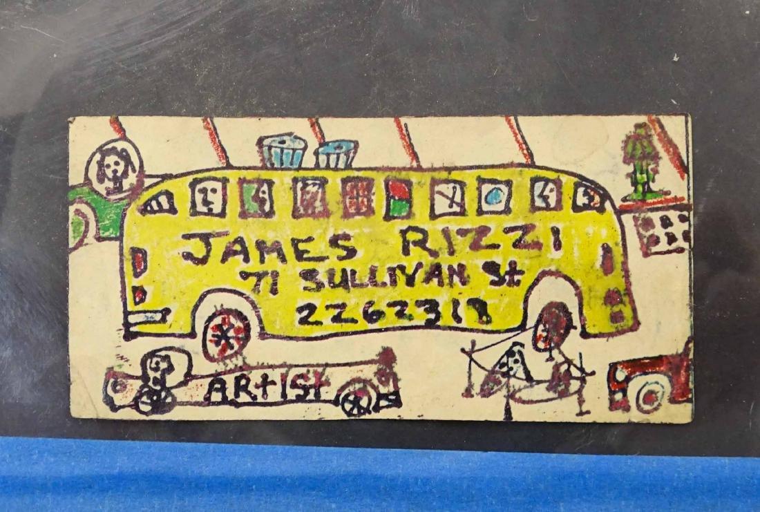 James Rizzi (1950-2011) - 8