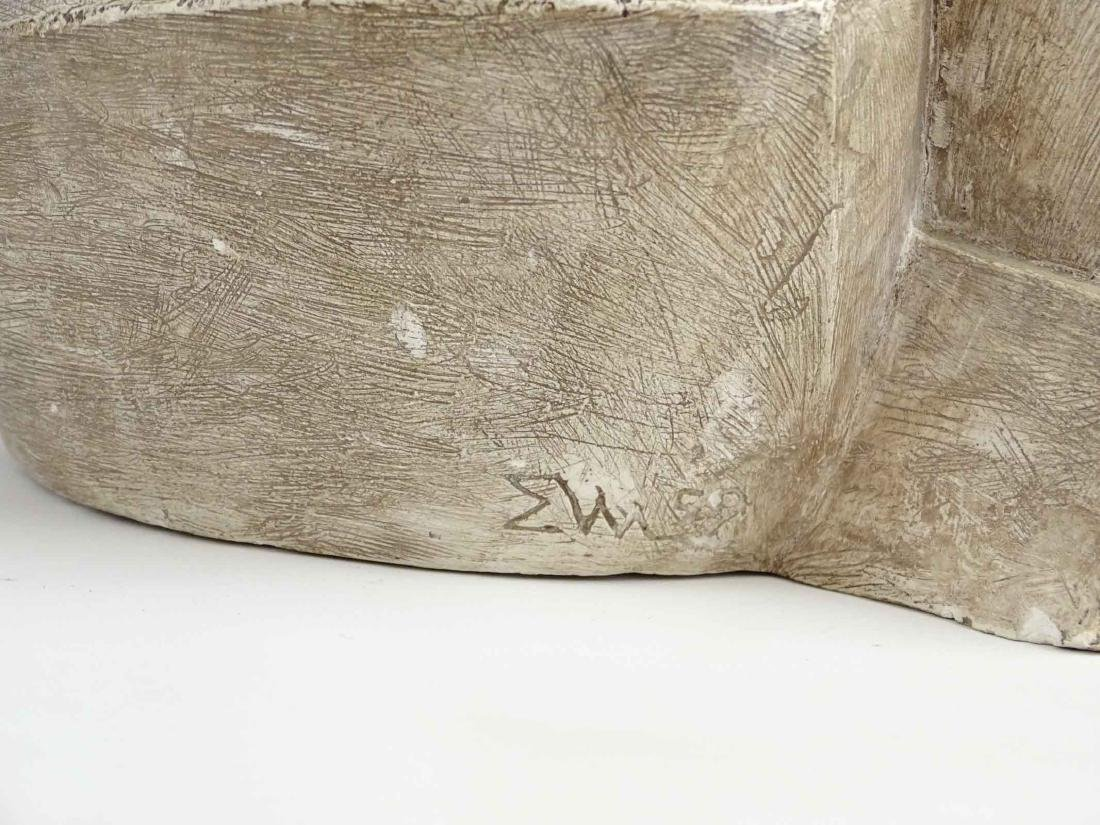 E. Margenau (2) Sculptures - 6