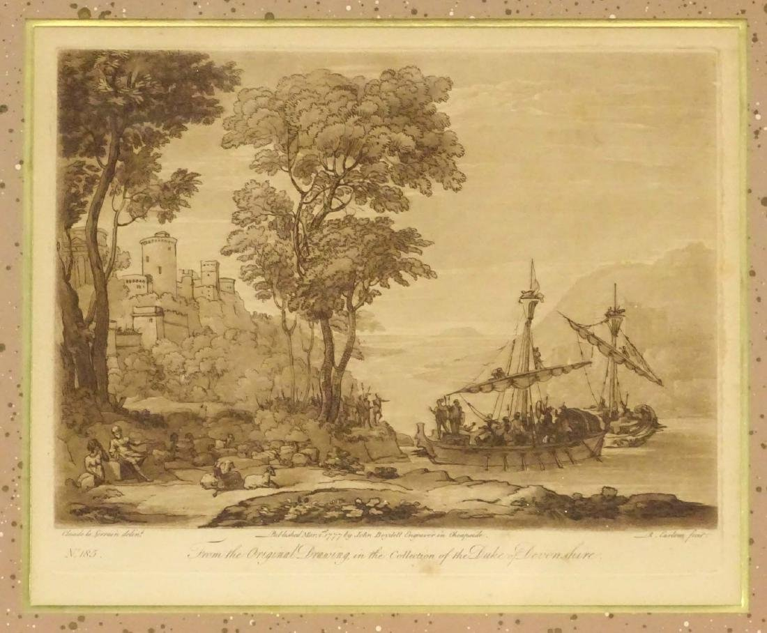 Early Continental Prints - 5