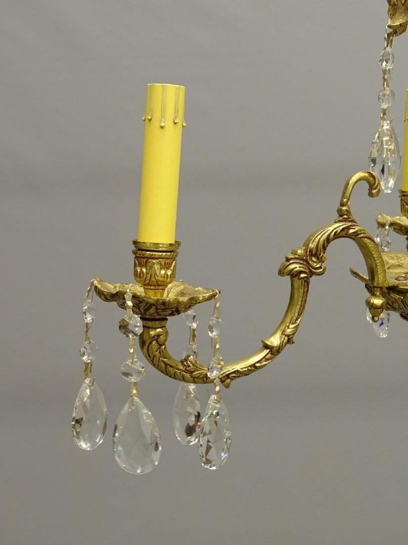 French Chandelier - 5