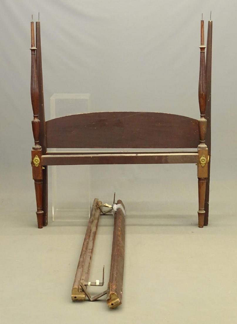 19th c. Four Poster Bed
