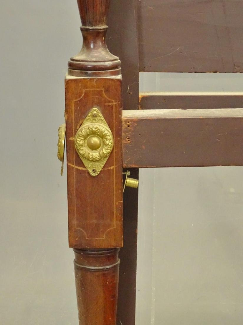 19th c. Four Poster Bed - 4