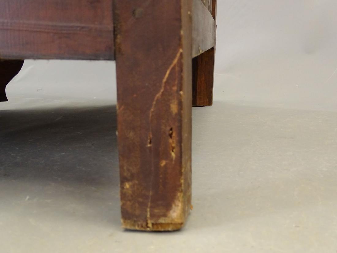 Mahogany Corner Shelf - 3