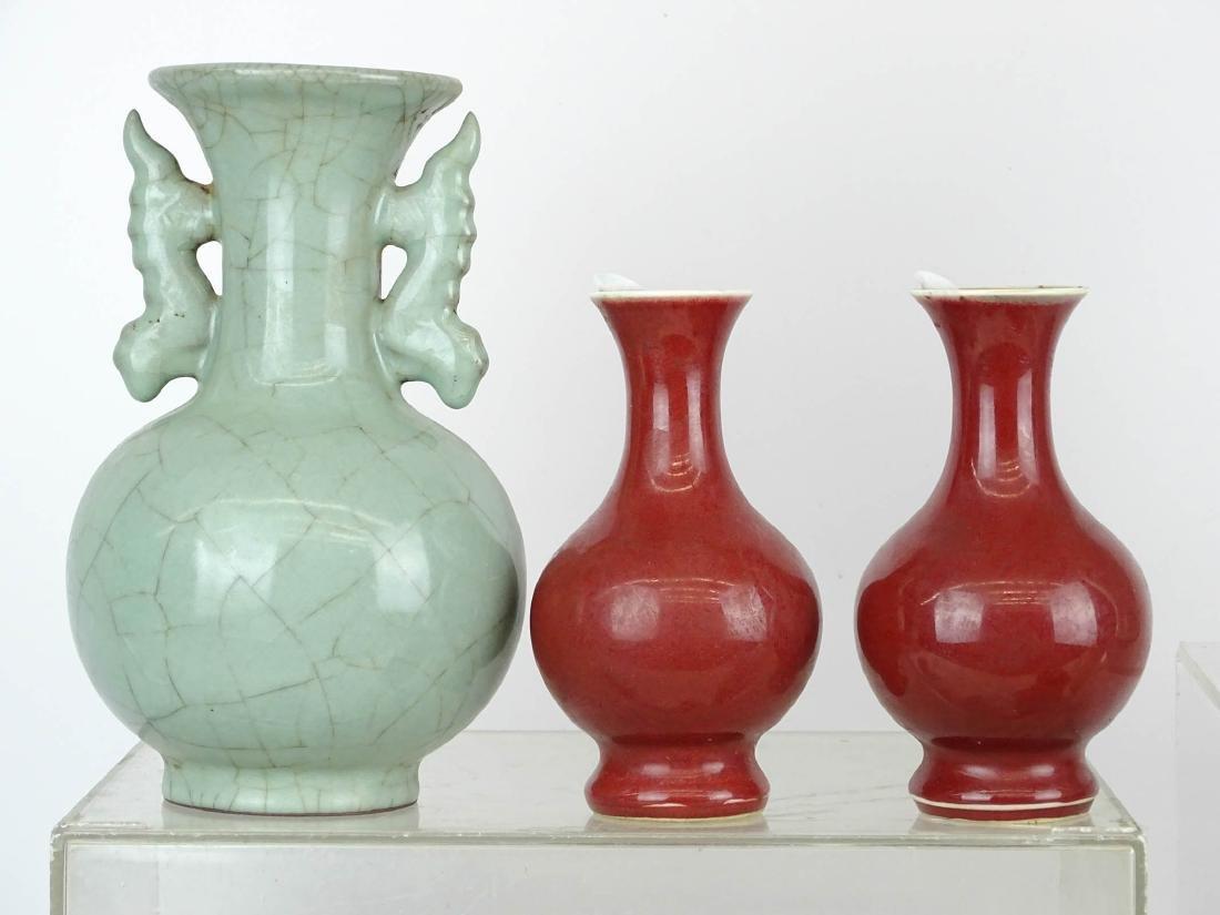 Asian Ceramic Lot - 2