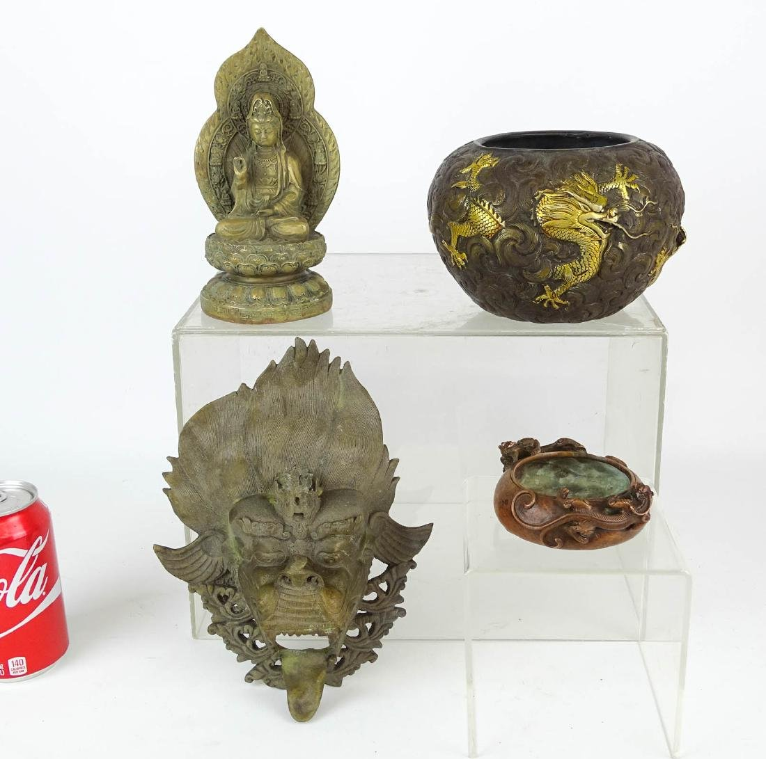 Asian Metalware Lot
