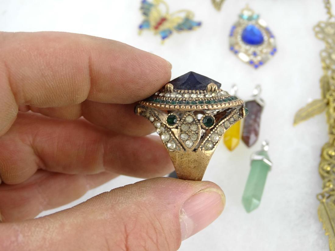 Asian Jewelry Lot - 10