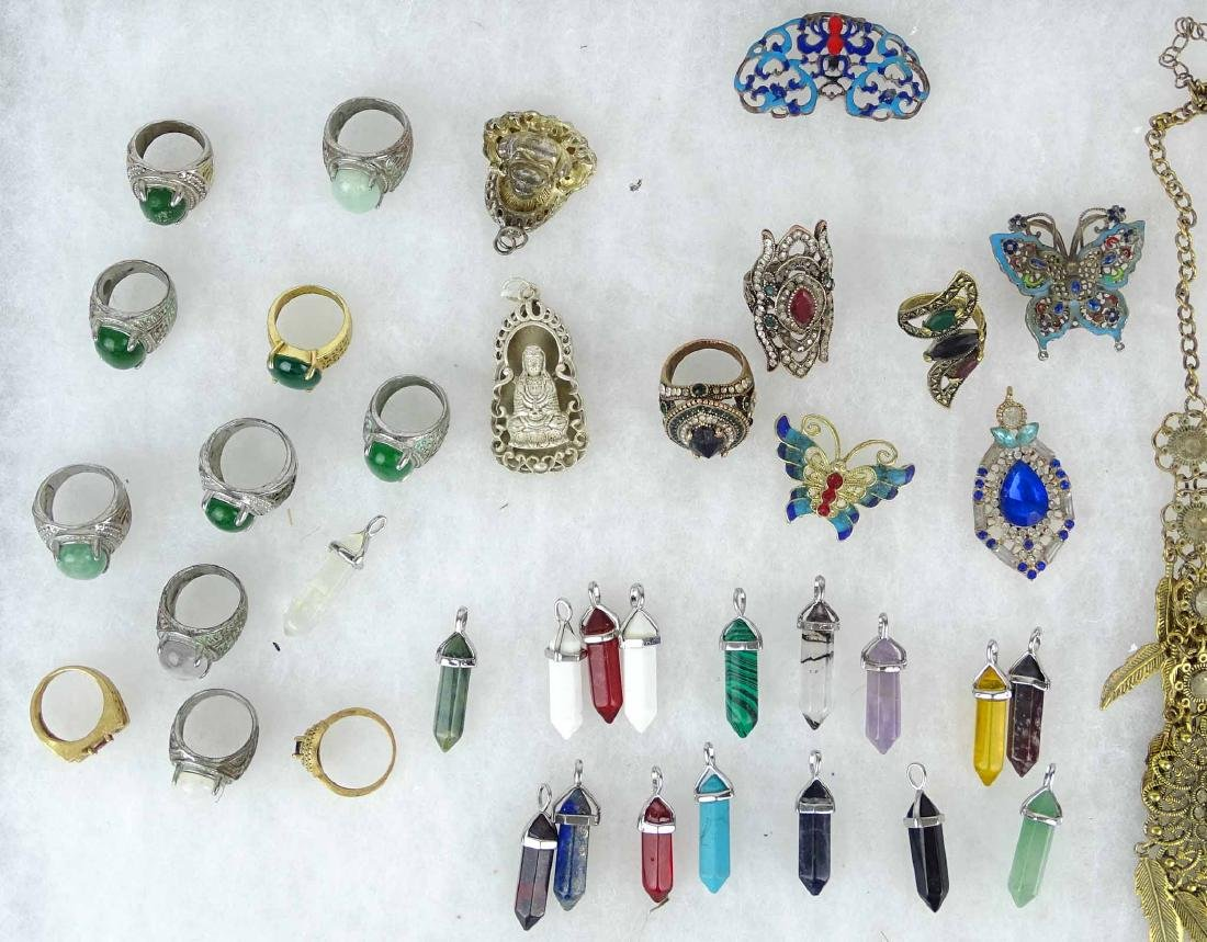 Asian Jewelry Lot - 2