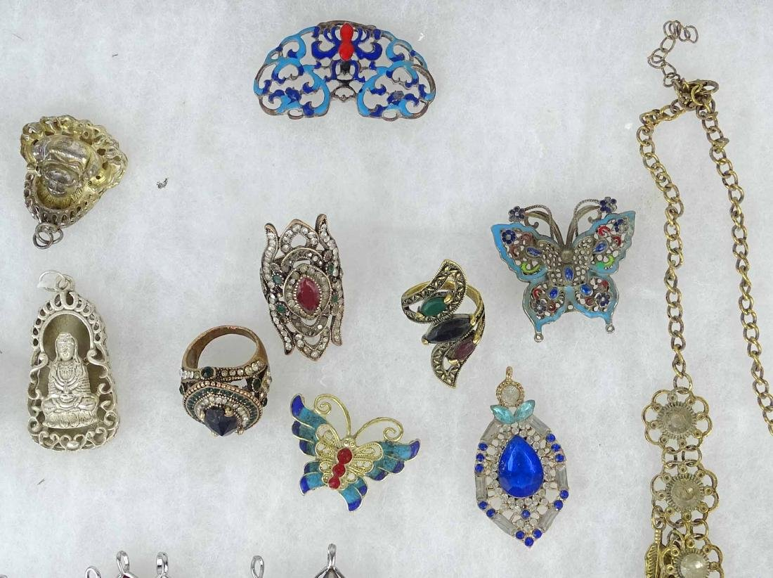 Asian Jewelry Lot - 3