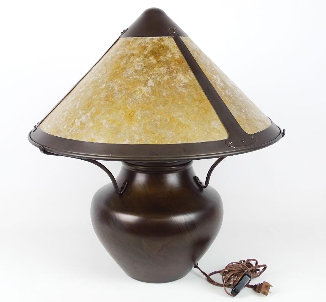 Arts & Crafts Style Lamp - 2