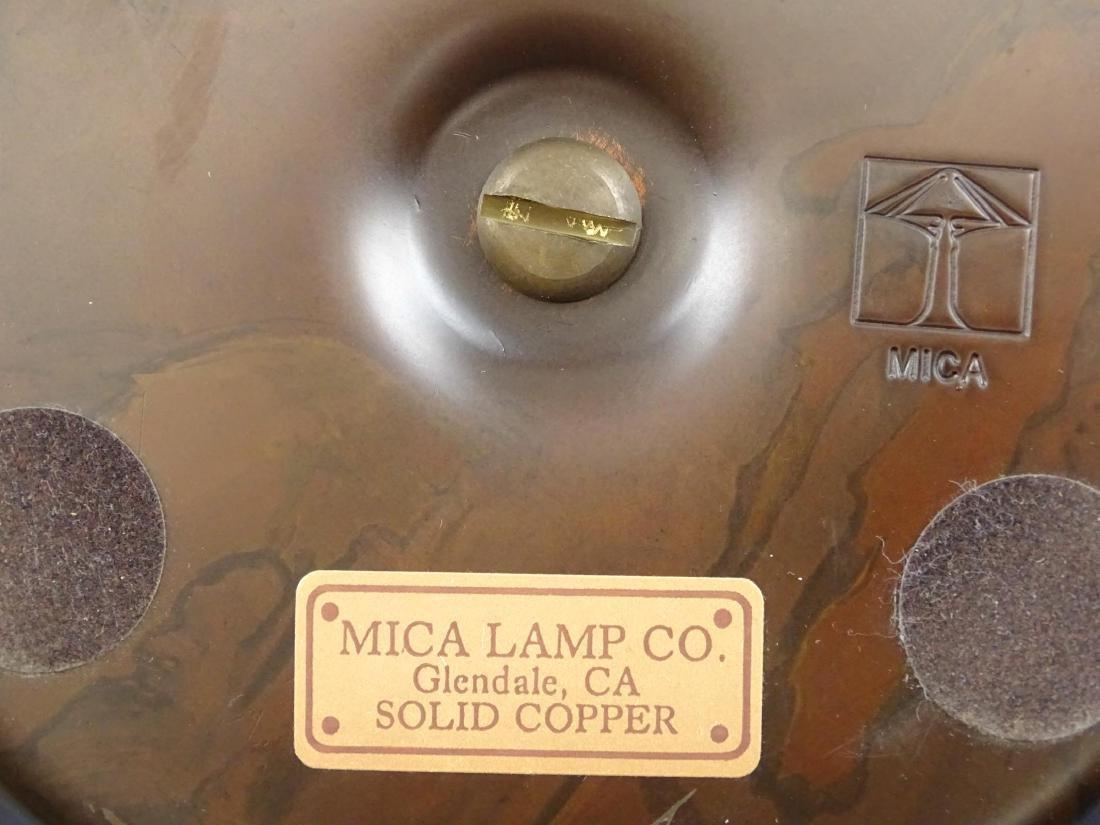 Arts & Crafts Style Lamp - 5