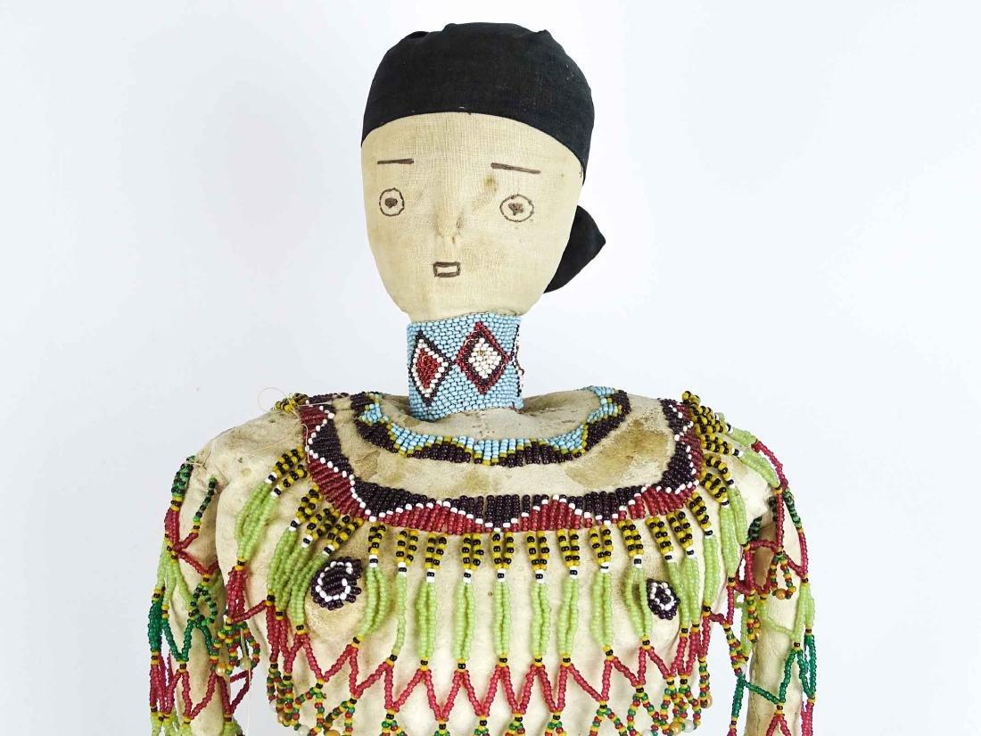 Native American Doll - 2