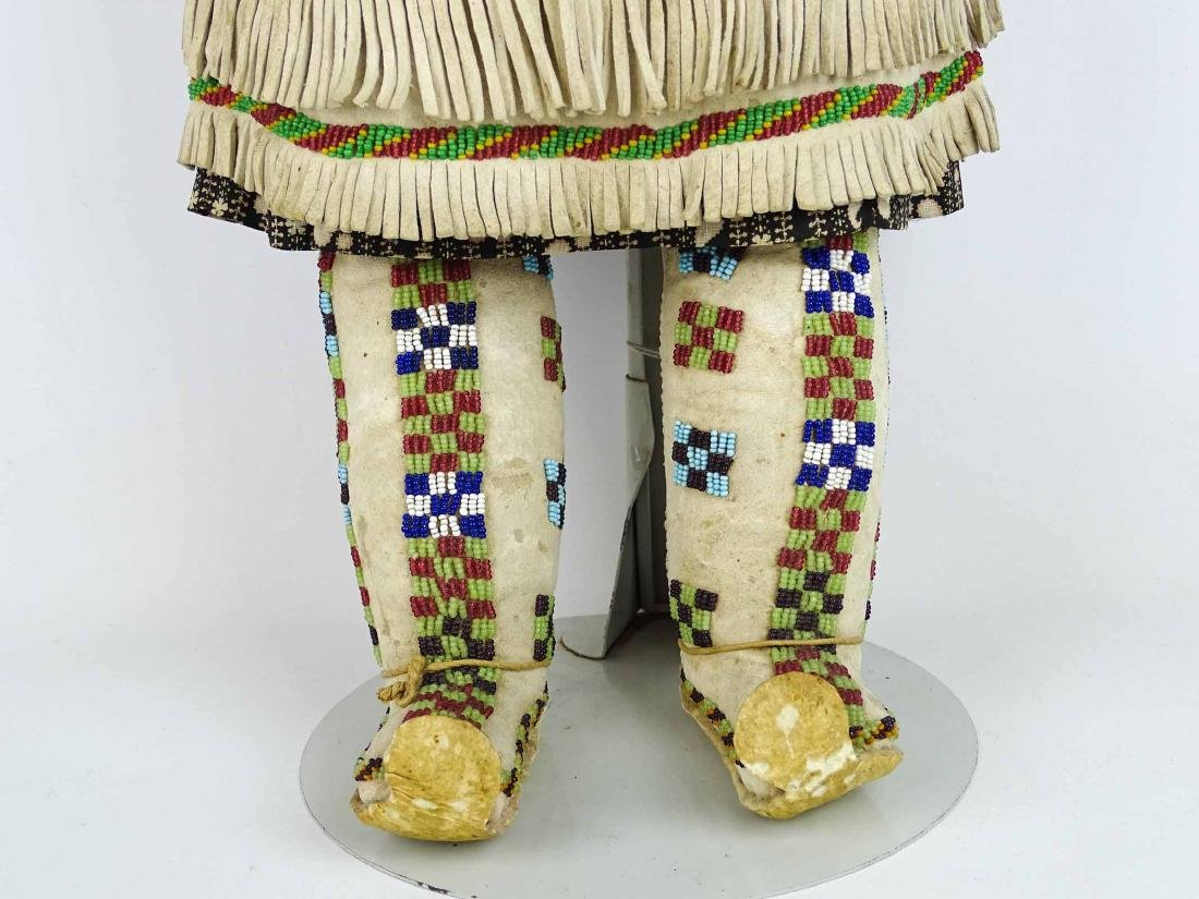 Native American Doll - 4