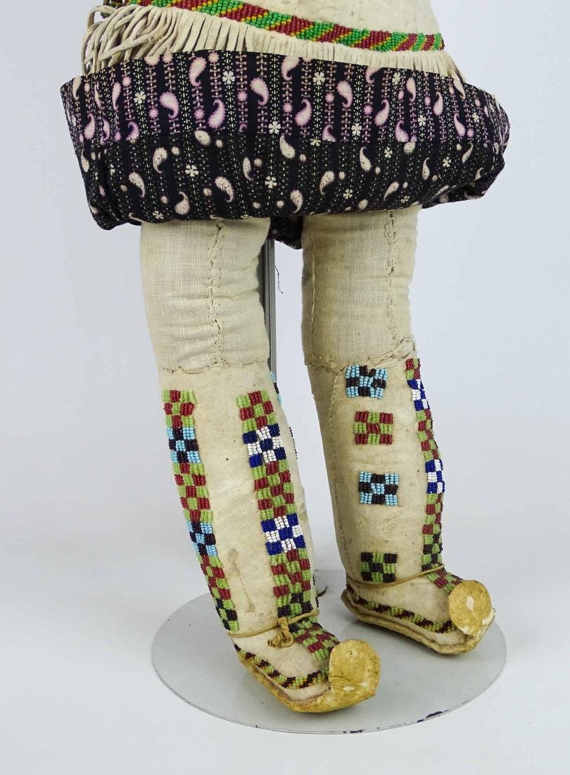 Native American Doll - 5