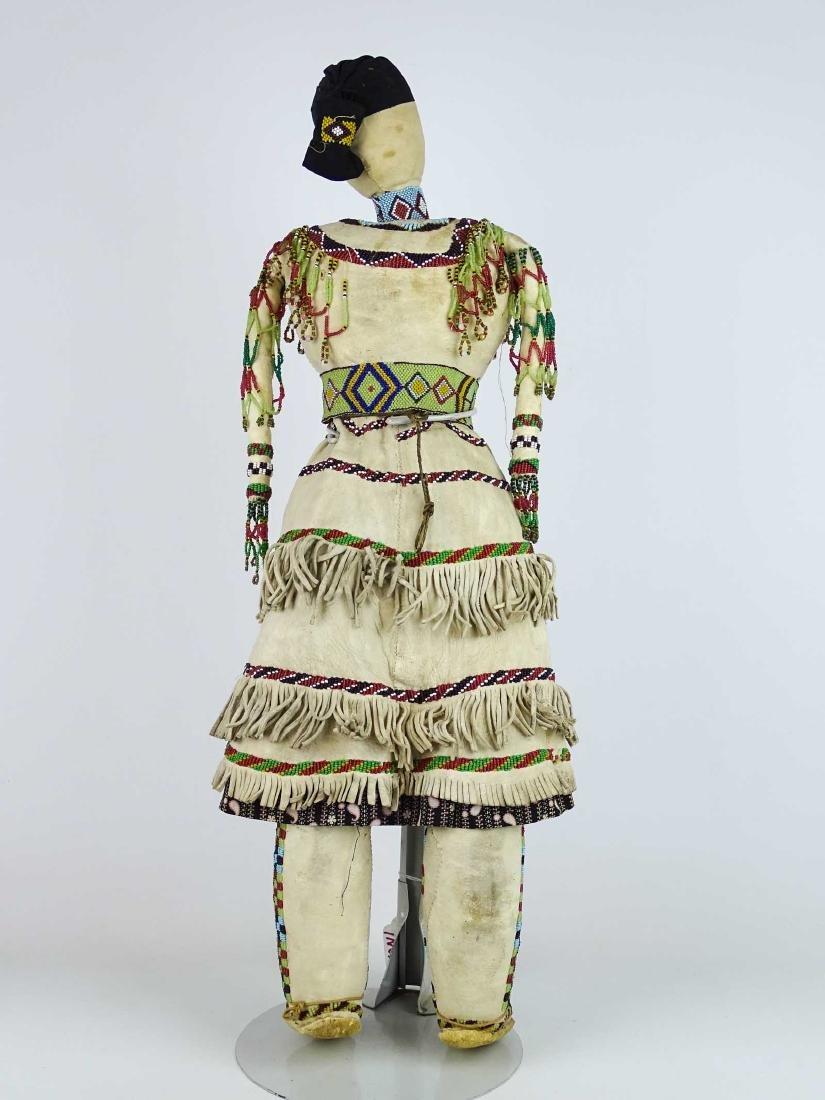 Native American Doll - 6