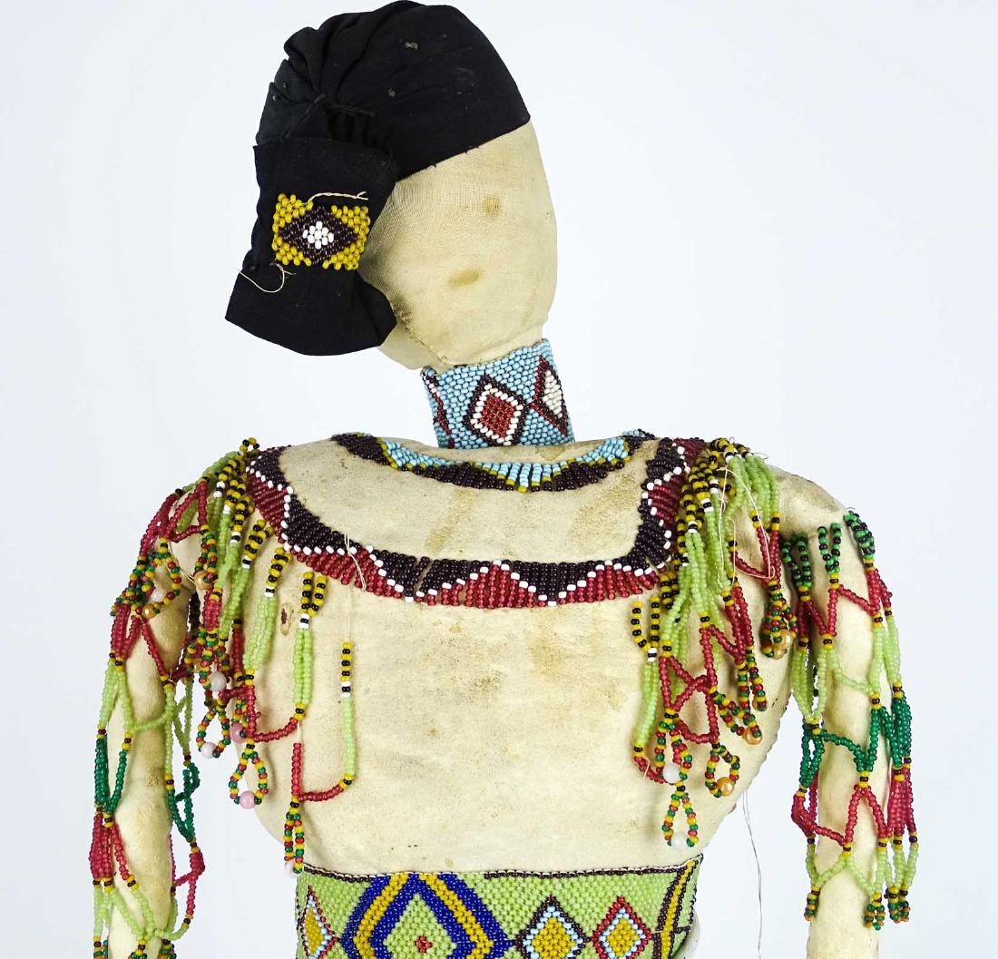Native American Doll - 7