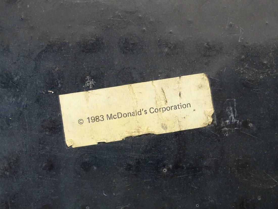 McDonalds Restaurant Ray Kroc Plaque - 4