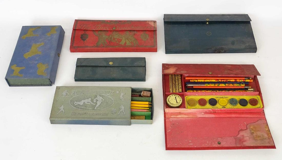 Vintage Writing Sets