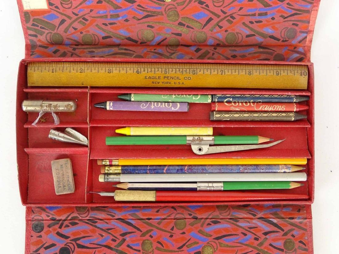Vintage Writing Sets - 8