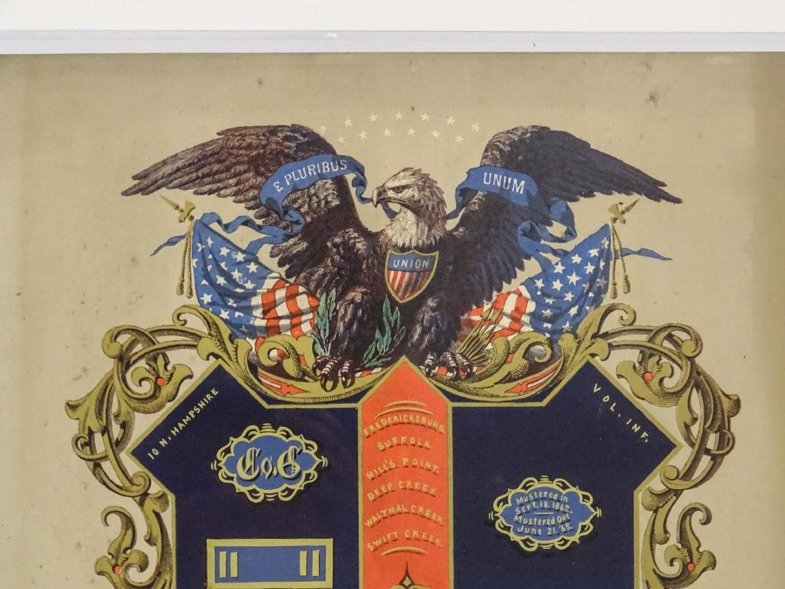 Early Civil War Artwork - 2