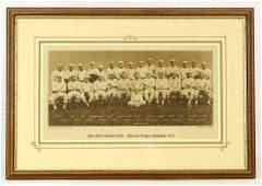 New York Baseball Club Photograph Print