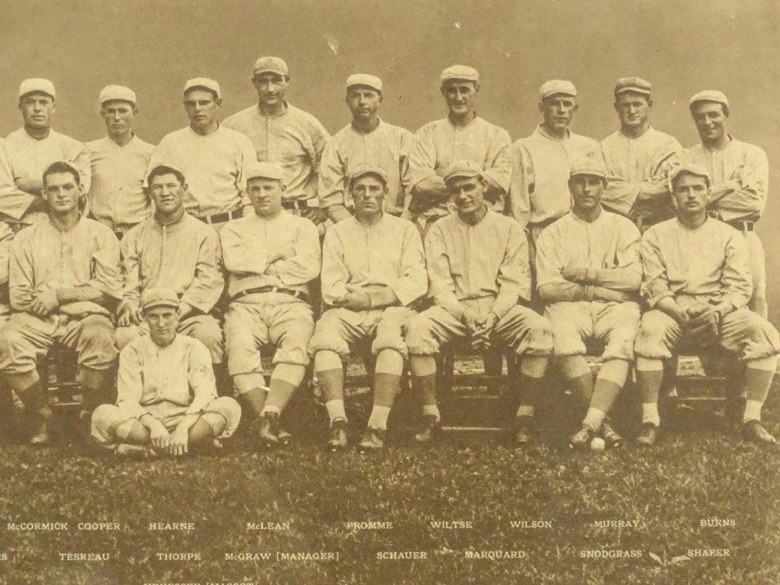 New York Baseball Club Photograph Print - 3